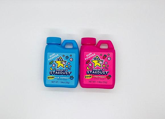 Stardust gum powder