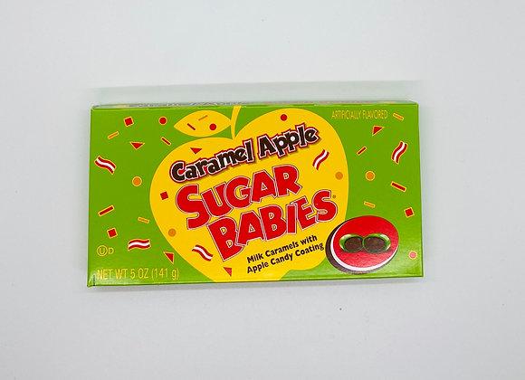 Apple / caramel candies