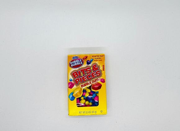 Dubble Bubble petites bouchées de gommes