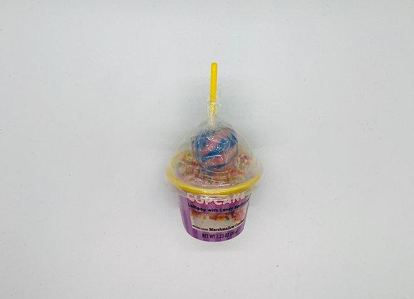 Bonbons à tremper dans mini billes de bonbons
