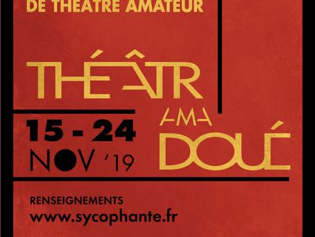 Caillasses le 16 novembre à Théâtramadoué !