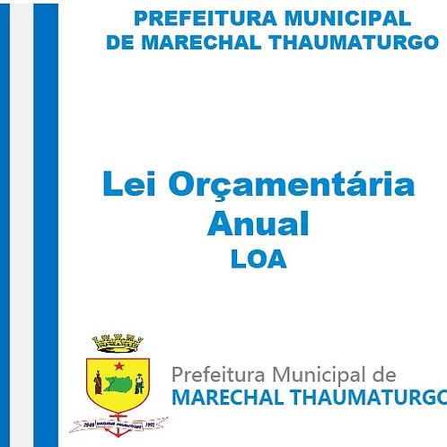 LOA 2013 (Lei nº 60 de 04/01/2013)