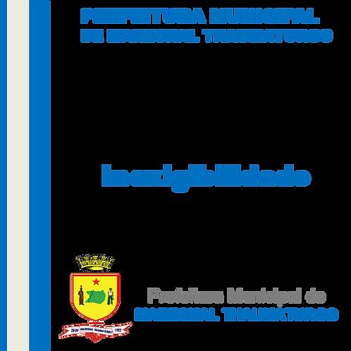 INEXIGIBILIDADE Nº 01/2018 (SERVIÇOS DE RADIO )