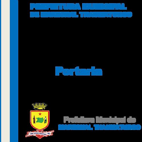 Portaria N° 172/2020 - CONCESSÃO DE DIÁRIAS A SENHORA RÉGIA MARIA