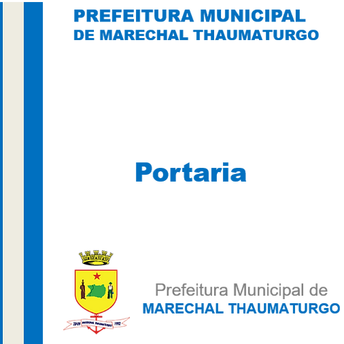 Portaria N° 303/2019 JOSÉ MARIA DA SILVA