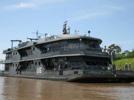 Prefeitura de Marechal Thaumaturgo em parceria com a Marinha do Brasil realizam ações no município