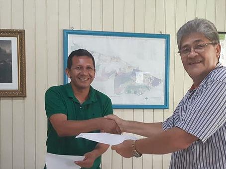 Prefeitura de Marechal Thaumaturgo assegura área urbana para acomodar famílias desabrigadas