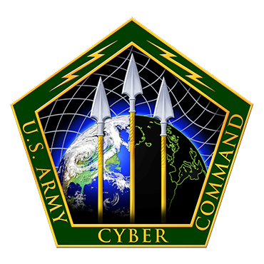 US Army Cyber Command Logo