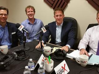Prime Tech Interviews on Business RadioX