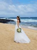 Photo shooting in Honolulu