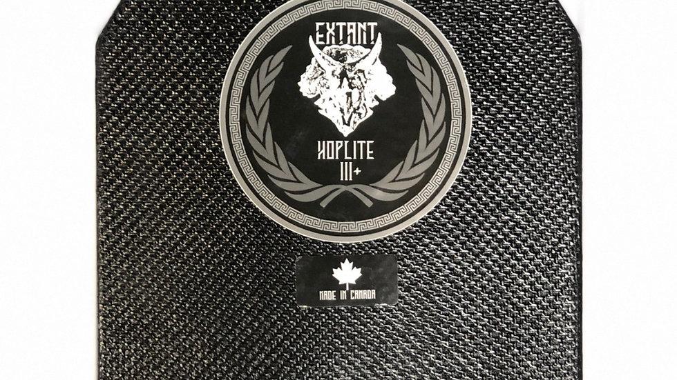 Hoplite Level 3+ Steel Ballistic Plate