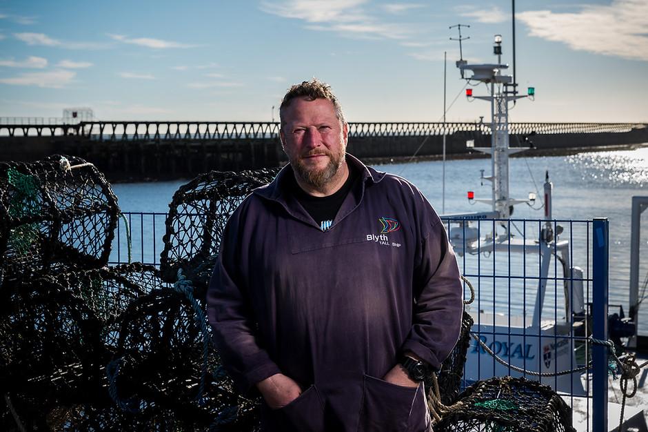Clive Gray - Chief Executive Blyth Tall Ship