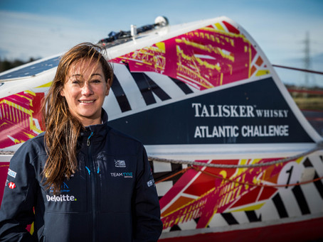 Record-breaking rower latest to sign up to campaign
