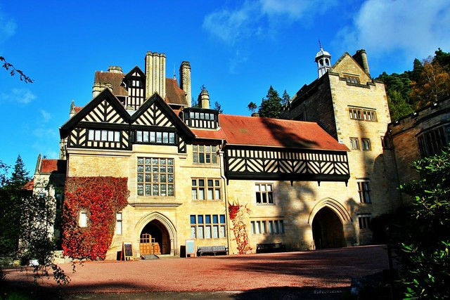 Cragside - the home of hydroelectricity