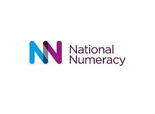 National+Numeracy+charity+brand,+logo+de