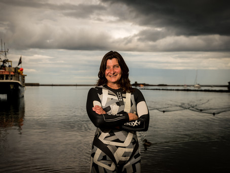 Conservationist Jane dives straight in with campaign support