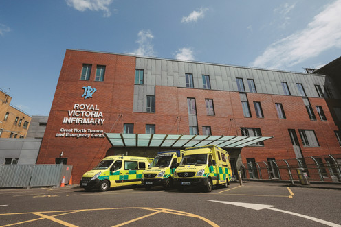 Great North Trauma and Emergency Centre