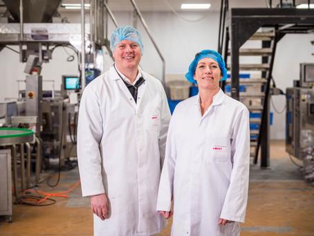 Cramlington chocolatiers sweet on regional campaign