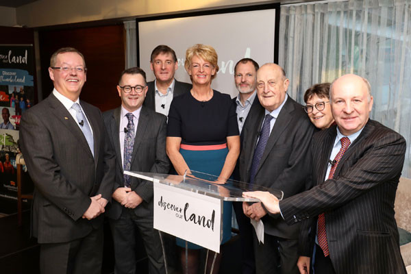 Northumberland businesses attend the Discover our Land launch