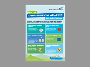 Top tips on wellbeing