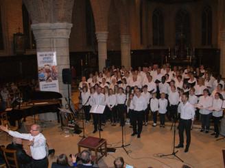 Frisson, passion et chansons pour les dix ans du Choeur de Belle