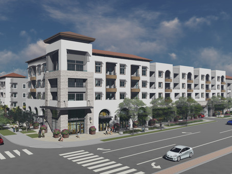 Project Spotlight: Anaheim 315-unit Mixed Use Project