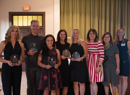Sagecrest wins Award of Excellence at local planning award ceremony