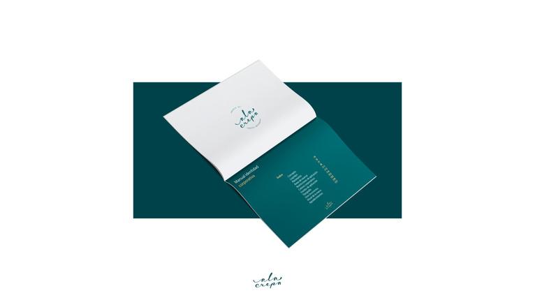 Desarrollo de logo y manual de marca