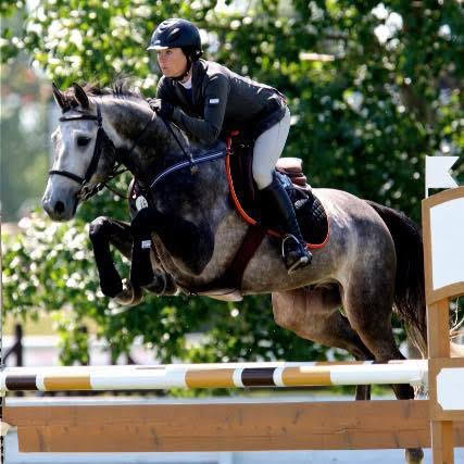 Katherine and Jag - Eperon Equestrian