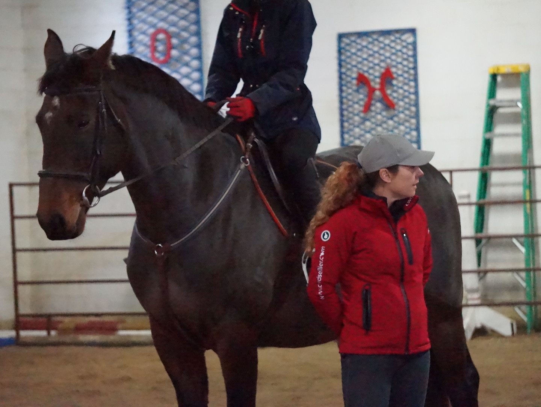 Katherine Coaching 2016 - Eperon Equestrian