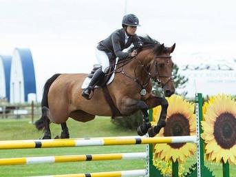Katherine and Angelika - Eperon Equestrian