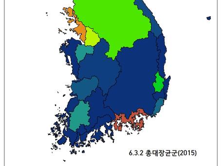 6.3.2 총대장균군(2015)