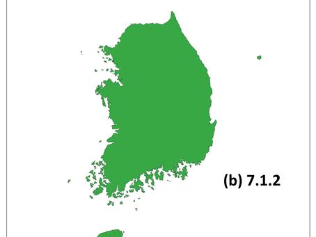 7.1.2 청정연료 및 기술의존 인구비율(2015)