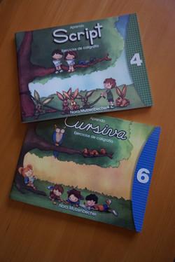 Aprendo Cursiva