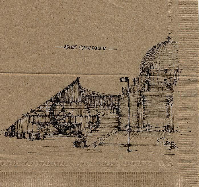 Alder Planetarium, Chicago, IL