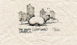 The Bean, Chicago, IL
