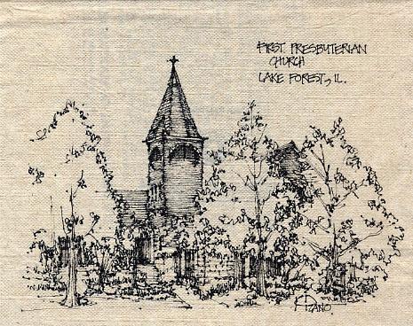 Presbyterian Church, Lake Forest, I
