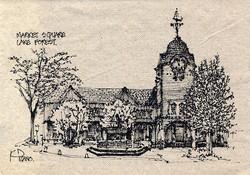Market Square, Lake Forest, IL