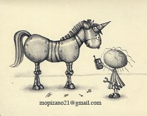 Unicorn Robot