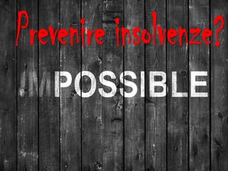 Come prevenire le insolvenze in 4 mosse.