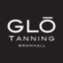 Glo Tanning Bramhall Logo - White.png