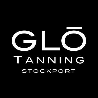 Glo Tanning Stockport Logo - White.png