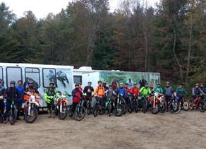 Fall Mountain Bike/Motorcycle Trip