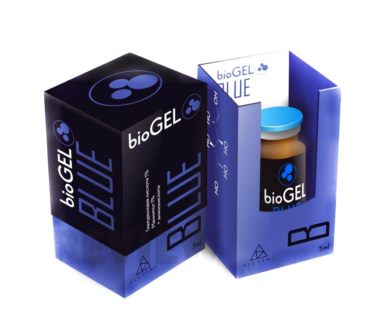 Bio Gel  BLUE 1,5 мл