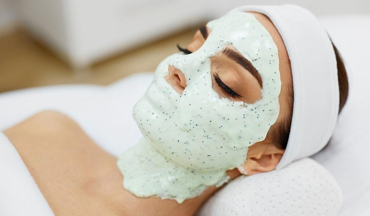 Альгинатная маска по типу кожи