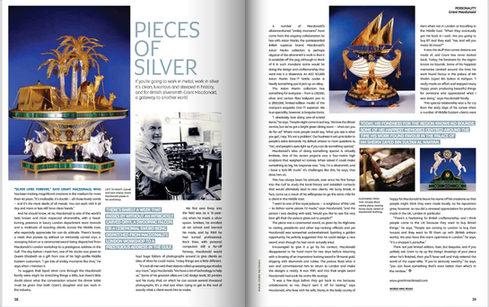 Etihad magazine