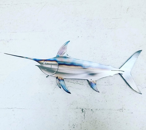 Swordfish Heat Treated