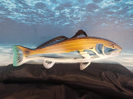 Redfish / Reddrum Aluminum