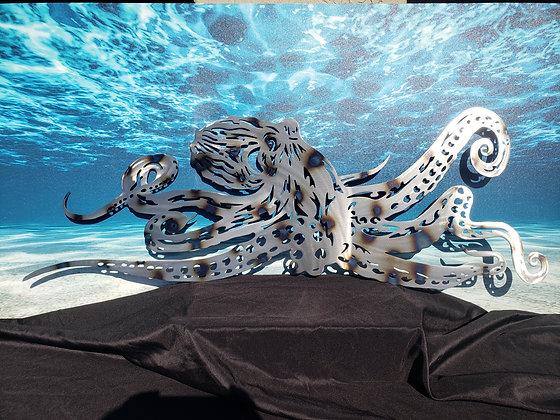 Octopus Heat Treated