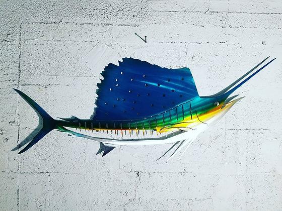 Sail Fish -Aluminum